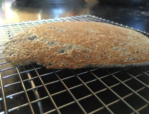 Nutrient dense gluten free crêpes